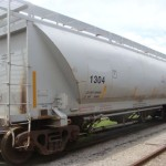 2785 cubic foot, 263,000 lb. – Pressure Differential Covered Hoppers for Lease